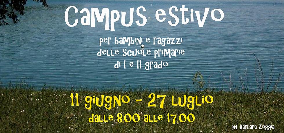 Campus estivo 2018 Parco Idroscalo Opera Liquida