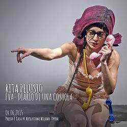 Eva, diario di una costola - Rita Pelusio