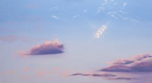 Large Cloud Painting AHV