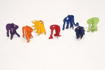 3-D Paper Monsters AHV