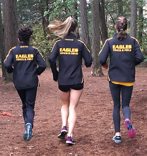 We train the UBC Research Forest, rain or shine.
