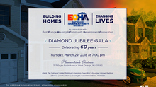EAST ORANGE HOUSING AUTHORITY BUILDS FOR FUTURE, HONORS HISTORY WITH 60TH ANNIVERSARY CAMPAIGN