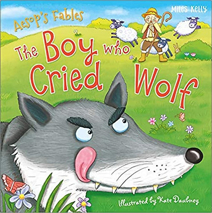 The Boy who Cried Wolf (Aesop's Fables)