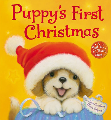 Puppy's First Christmas (Hardback)