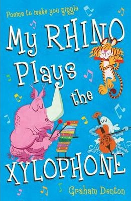 My Rhino Plays The Xylophone