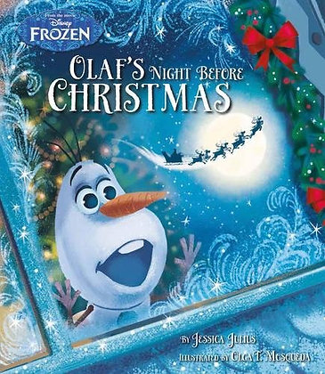 Olaf's Night Before Christmas