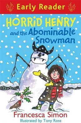 Early Reader: Horrid Henry And The Abominable Snowman