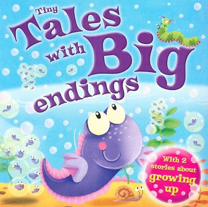 Tiny Tales With Big Endings