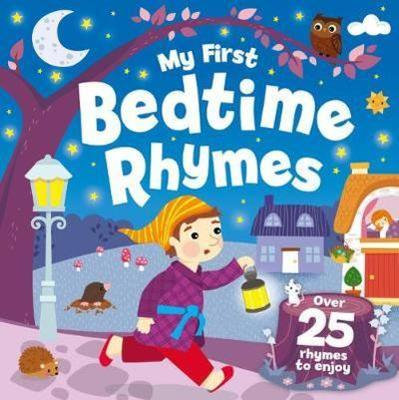 My First Time Bedtime Rhymes