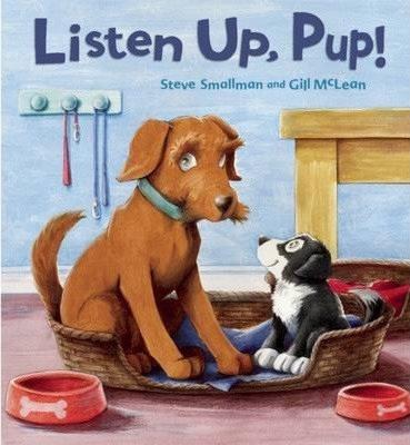 Listen Up, Pup!