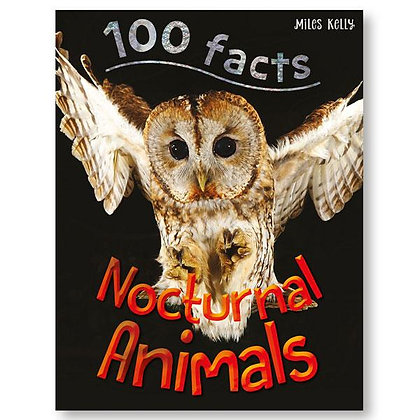 Nocturnal Animals (100 Facts)