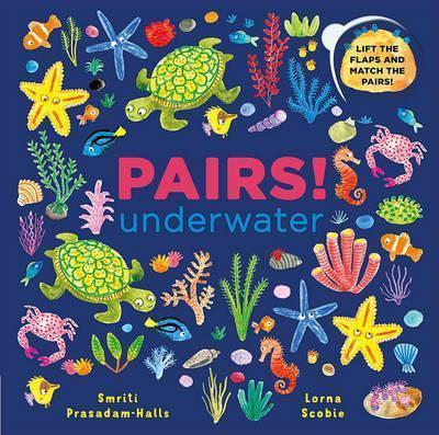 Pairs! Underwater (Board Book)