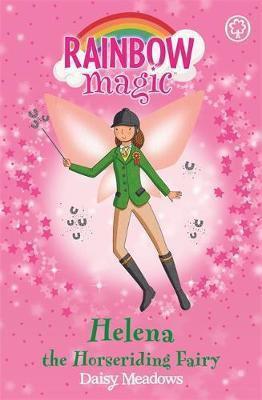 Rainbow Magic: Helena The Horseriding Fairy