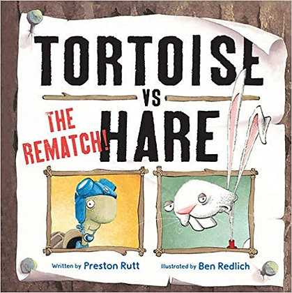 Tortoise Vs Hare The Rematch!