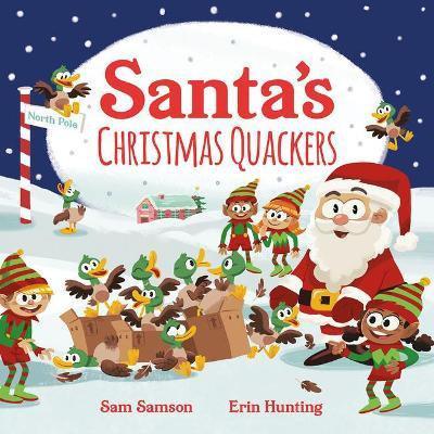 Santa's Christmas Quackers