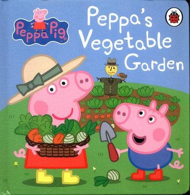 Peppa Pig: Peppa's Vegetable Garden (Board Book)