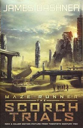 The Scorch Trials (Maze Runner 2)