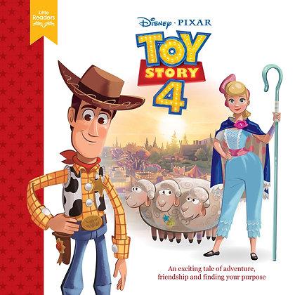 Disney Pixar Toy Story 4 (Little Readers) (Hardback)