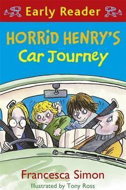 Early Reader: Horrid Henry's Car Journey