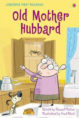Old Mother Hubbard (Usborne First Readers)