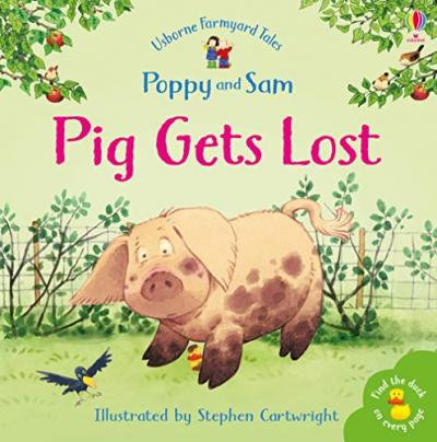 Pig Gets Lost (Poppy And Sam)