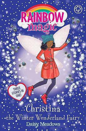 Rainbow Magic: Christina The Winter Wonderland Fairy
