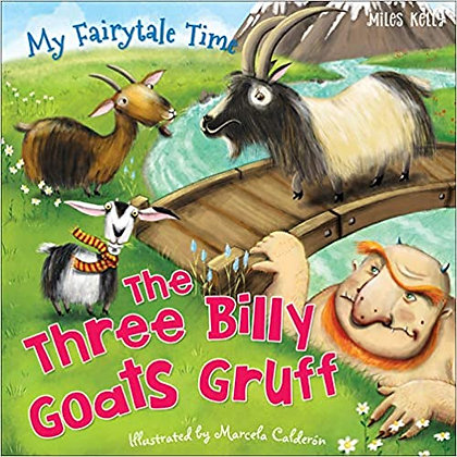 The Three Billy Goats Gruff (Story Time)