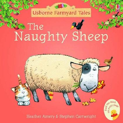 The Naughty Sheep (Poppy And Sam)