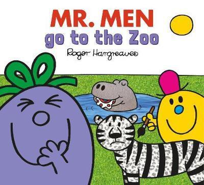 Mr Men Go To The Zoo
