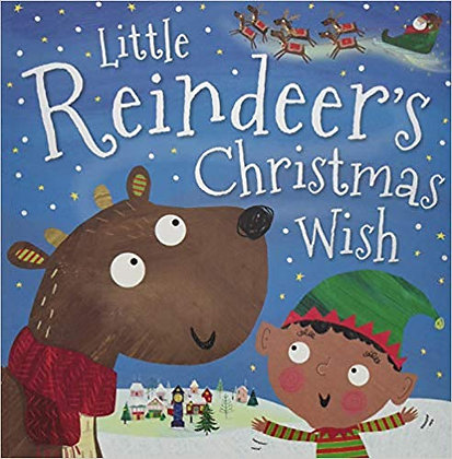 Little Reindeer's Christmas Wish