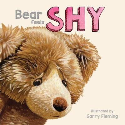 Bear Feels Shy