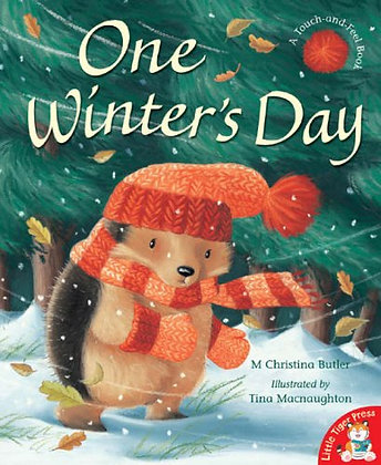 One Winter's Day (Picture Book and CD Set)