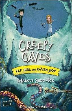 Elf Girl and Raven Boy: Creepy Caves