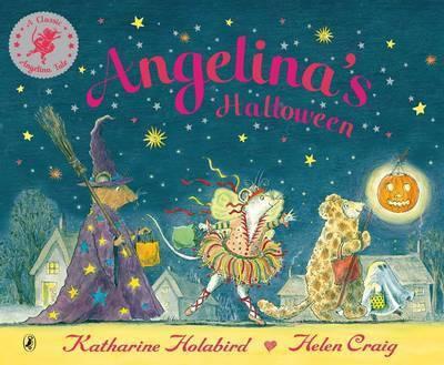 Angelina Ballerina: Angelina's Halloween