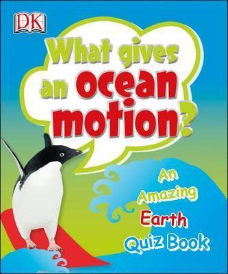 What Gives The Ocean Motion?