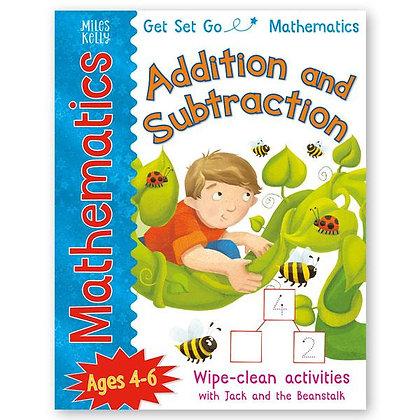 Get Set Go Mathematics: Addition And Subtraction