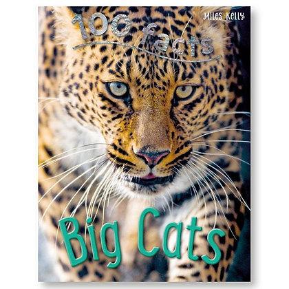 Big Cats (100 Facts)