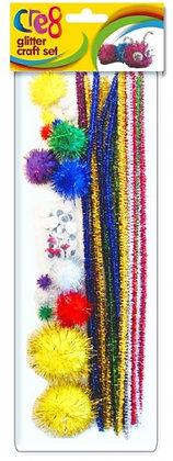 Glitter Craft Set