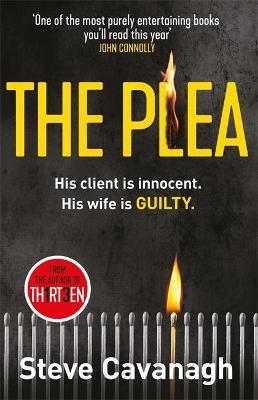 The Plea (Steve Cavanagh)
