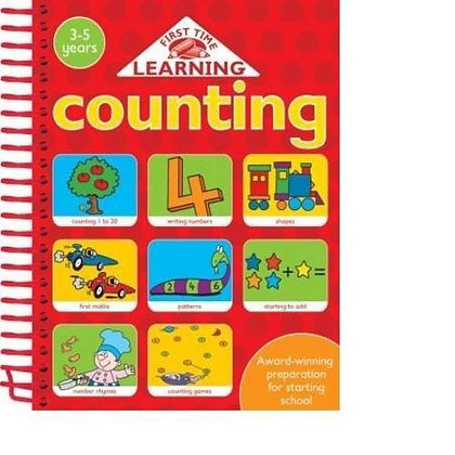 Counting: First Time Learning