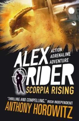 Scorpio Rising (Alex Rider Book 9)