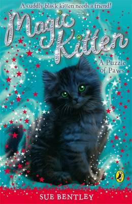 Magic Kitten: A Puzzle Of Paws