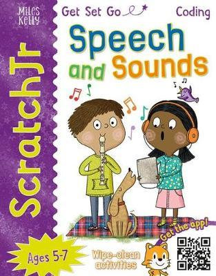 Get Set Go Coding: Speech And Sounds (Scratch Jr)
