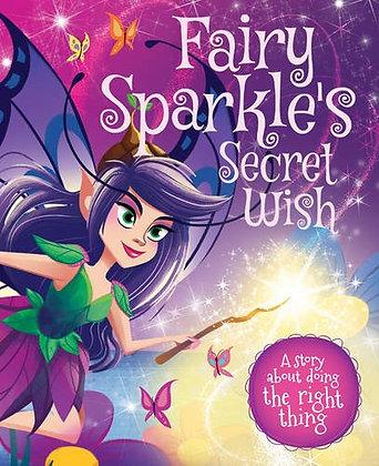 Fairy Sparkle's Secret Wish