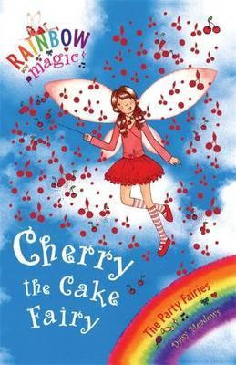 Rainbow Magic: Cherry The Cake Fairy