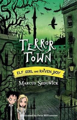 Elf Girl And Raven Boy: Terror Town