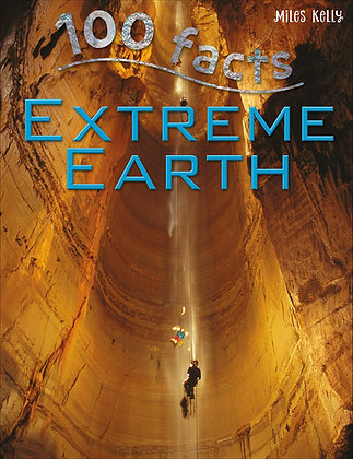 Extreme Earth (100 Facts)