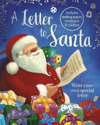 A Letter To Santa (Hardback)