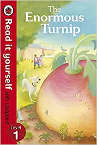 The Enormous Turnip (Read It Yourself With Ladybird: Level 1)