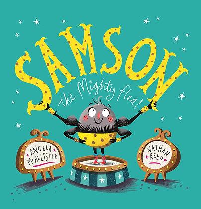 Samson The Mighty Flea!